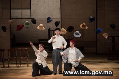 20190318174906_03 - theatre 二馬-03 ©   照片由北演戲劇提供