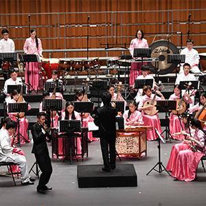 演院《青春的旋律》音樂會展現音樂學子造詣