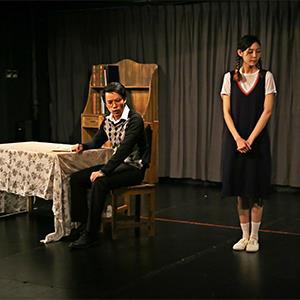 演院戲校學生六月獻演《自選題》