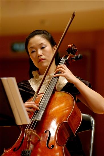 大提琴纯独奏曲碟 刘蔓