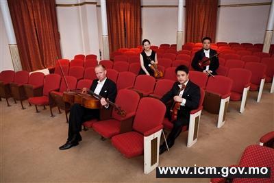 维也纳经典 贝多芬弦乐四重奏系列之三